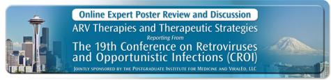 CROI 2012 - Expert Poster Review and Discussion