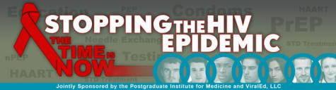 Stopping the HIV Epidemic: The Time Is Now
