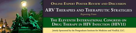 HIV 11 - Expert Poster Review and Discussion