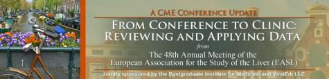 EASL 2013 Update - CME Dinner Program Series