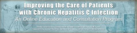 Improving the Care Patients with Chronic Hepatitis C Online Program