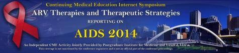 AIDS 2014 Web Symposium July 28, 12 PM EDT, July 29, 3 PM EDT