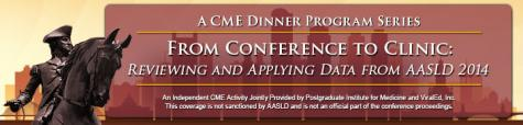 Post AASLD 2014 Dinner Program Series