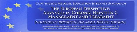 EU Internet Symposium - Independent Reporting on AASLD 2014 (EU Edition)