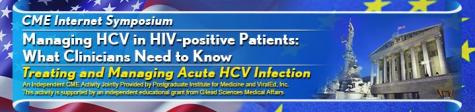 HCV/HIV Co-infection - Managing and Treating Acute HCV Infection