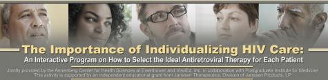 Web Symposium - The Importance of Individualizing HIV Care