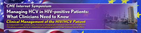 On-Demand Program Available! - Clinical Management of the HIV/HCV Patient