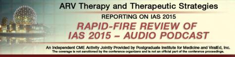 Audio Podcast - IAS 2015 Highlights