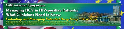 On-Demand Program Available - Managing Potential Drug-Drug Interactions in HCV/HIV Patients