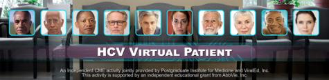 HCV Virtual Patient