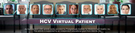 HCV Virtual Patient