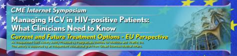 On-Demand Webcast - HCV in HIV - Current and Future Treatment Options - EU Perspective