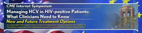 On-Demand Webcast - HCV in HIV - New and Future Treatment Options