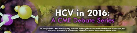 HCV in 2016 - Dinner Program Series