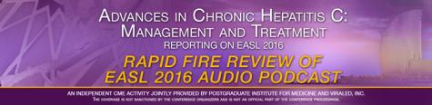 Rapid Fire Review of EASL 2016 - Audio Podcast