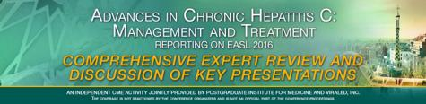 EASL 2016 - Comprehensive Expert Review