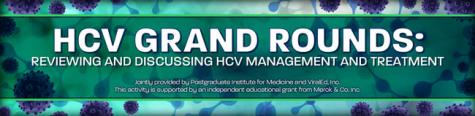 New Online Program! HCV Grand Rounds - 3 Program Modules Available