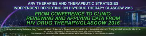 On-Demand CME Program - Clinical Review from Glasgow HIV Conference 2016