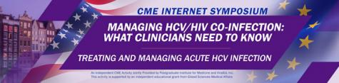 On-Demand Webcast Available - HCV/HIV Co-Infection with Acute HCV