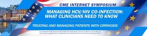 On-Demand Webcast Available! - HCV/HIV Co-Infection with Cirrhosis