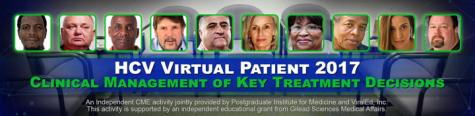 HCV Virtual Patient - 2017 - New Cases Available!