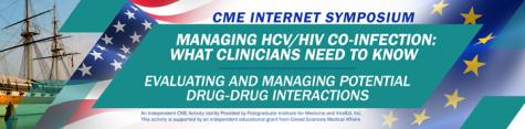 On-Demand Webcast Available!  - HCV/HIV Co-Infection - Drug-Drug Interactions