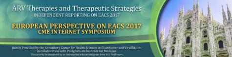 Replay Available - EU Perspective on EACS 2017