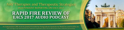 Rapid Fire Review of EACS 2017 - Audio Podcast
