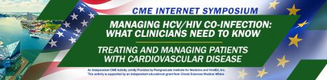 On-Demand Program - CME Webcast - HCV/HIV Co-Infection - CV Disease