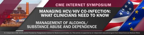 On-Demand Program Available - CME Webcast - HCV/HIV Co-Infection - Alcohol/Substance Abuse