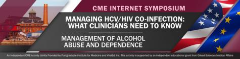 On-Demand Program Available- CME Webcast - HCV/HIV Co-Infection - Alcohol Abuse