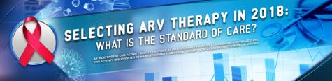 New Online Program - Selecting ARVS in 2018: What is the Standard of Care?
