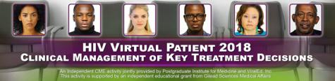 HIV Virtual Patient 2018 - New Cases Available!
