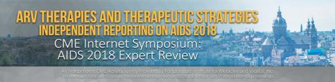 On-Demand Program Avaialable - AIDS 2018 Expert Review - CME Internet Symposium