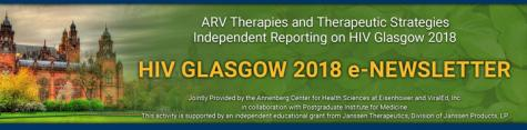 HIV Glasgow 2018 - e-Newsletter