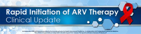 Rapid Initiation of ARV Therapy - On Demand CME Modules