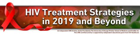 New Program Available - HIV Treatment in 2019 and Beyond