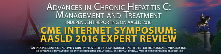 AASLD 16 eSymp Conference Review