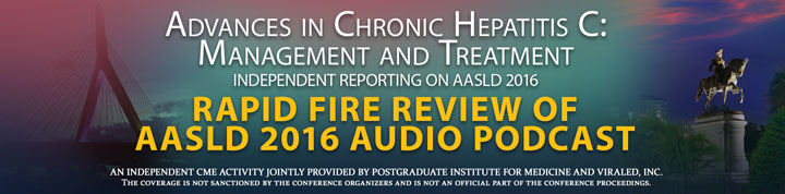AASLD 2016 Podcast