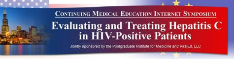 Evaluating and Treating HCV in HIV Positive Patients