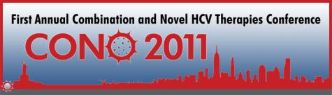 First Annual Combination and Novel HCV Therapies Conference - CONO 2011